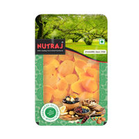 Nutraj Signature - Premium Dried Pitted Turkish Apricots - 200g - Vacuum Pack