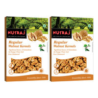 Nutraj Regular Walnut Kernels 500G