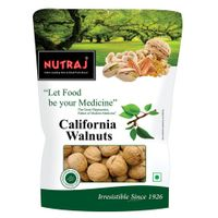 Nutraj California Walnut In Shell 800 gm