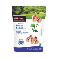 Nutraj Iranian Roasted & Salted Pistachios, 250g
