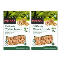 Nutraj California Walnut Kernels 250g (Pack of 2)