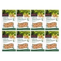 Nutraj California Walnut Kernels 250g (Pack of 8)