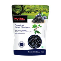 Nutraj Dried American Blueberries 200g