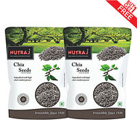 Nutraj Chia Seeds 200g (Pack of 2)