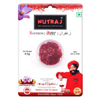 Nutraj Saffron Blister Card 0.5g