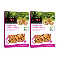 Nutraj Recipe Ready Walnut Kernels 250 Gms (Pack of 2)