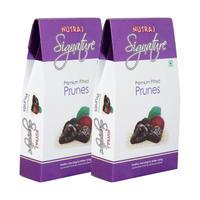Nutraj Signature - Premium Pitted Prunes - 200G (Pack Of 2)