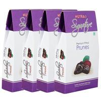Nutraj Signature - Premium Pitted Prunes - 200G (Pack Of 4)