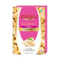 Nutraj Super Cashews Roasted & Salted 250g