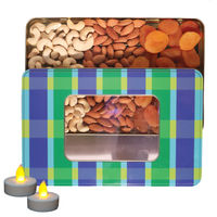 Nutraj Mixed Dry Fruit Gift Pack 300g for Diwali (Almonds, Cashews, Apricots)