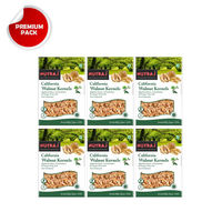 Nutraj California Walnut Kernels 250g (Pack of 6)