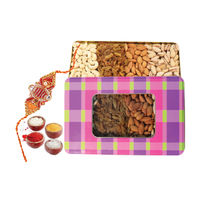 Nutraj Mixed Dry Fruit Gift Pack 400g for Rakhi