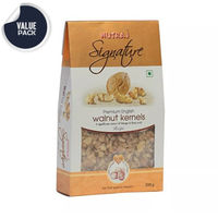 Nutraj Signature Recipe Ready English Walnut Kernels  200g - Vacuum Pack