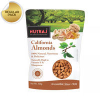 Nutraj California Almonds - 500g