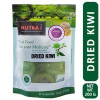 Nutraj Signature Dried Kiwi  200g - Vacuum Pack