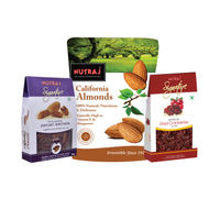 Nutraj Super Saver Pack 450g (Almonds+Pecans+Cranberries)