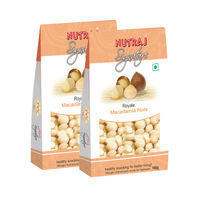 Nutraj Signature - Macadamia Nuts  100G - Vacuum (Pack of 2)