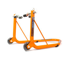 Front Non – Dismantlable Paddock stand orange