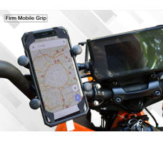 Grand Pitstop Bike Mobile Holder with Charger