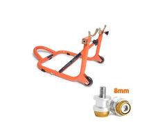 Paddock Dismantable Orange & 8 mm Bobbins  Dual Cap