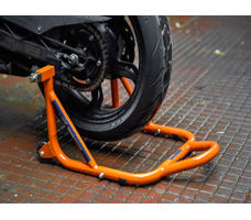 Rear Paddock Stand - Dismantable Orange