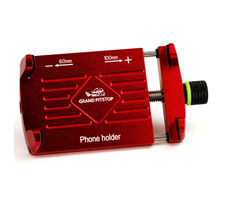 GrandPitstop Claw-Grip Mobile Holder Mount - Red