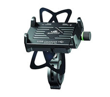 GrandPitstop Claw-Grip Mobile Holder Mount with Charger