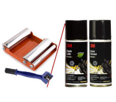 3M Chain Cleaning Kit & GRollerM Combo