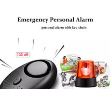 Women Safety Alarm ( Black )