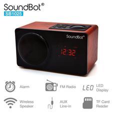SoundBot SB1025 Bluetooth Speaker