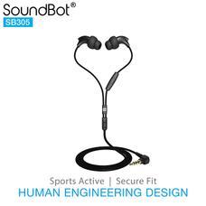 SoundBot SB305  Headphones with Mic Ear Buds