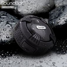 SoundBot SB512PRO Military Grade Waterproof Bluetooth Mobile/Tablet Speaker