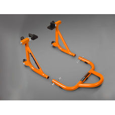 Rear Paddock Stand - Dismantlable Orange
