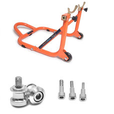 Paddock Dismantable Orange & Bobbins Combo