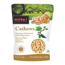 Nutraj Healthy Bites Cashew Nuts 500g