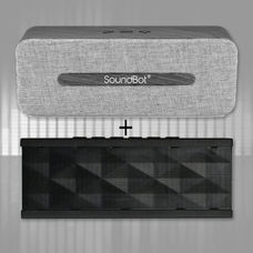 Soundbot Sb571 Bluetooth Speaker & Sb574 Hd Bluetooth Wireless Speaker