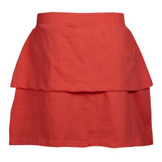 SYG HOT CORAL GIRLS SKIRTS SK_SGG 211