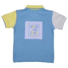 WMB LIL BOY BLUE BOYS POLO _PL_AY 221