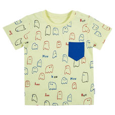 WMB ELFIN YELLOW BOYS T SHIRTS AM MAXWELL TEE