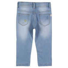WMG ICE WASH GIRLS JEANS BS BUDDY JNS