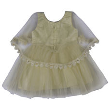 WMGC TENDER YELLOW GIRLS DRESS CL PIA DRS