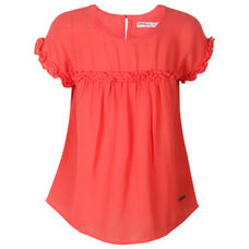 SYG CAMELLIA GIRLS TOPS CR CANDY TOP