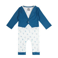 WMB EGRET BOYS KNIT SET CR CUDDLE NKS