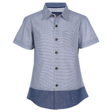 SYB EGRET BOYS SHIRTS CT TOM SHI