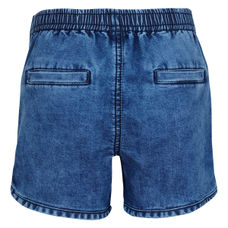 SYG BLUE GIRLS SHORTS EI IGORA SHO