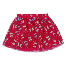 WMG HOT PINK GIRLS SKIRTS EY ESTHER SKT