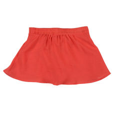 WMG HOT CORAL GIRLS SKIRTS FF FLORAL SKT