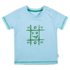 WMB BLUE BOYS T SHIRTS IP PASCAL TEE