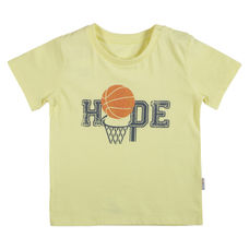 WMB ELFIN YELLOW BOYS T SHIRTS IP POWELL TEE