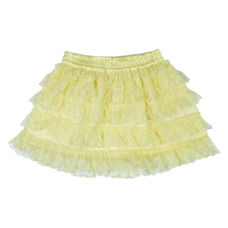 WMG TENDER YELLOW GIRLS SKIRTS LP PIXIE SKT